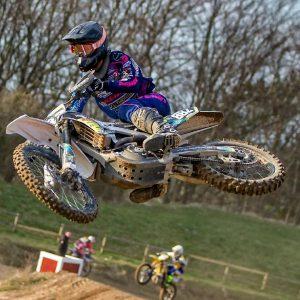 Jesper Kristensen fra Team Specialmontering - motocross